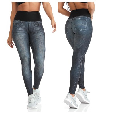 Legging Double Face Motion, CAJUBRASIL, Essence